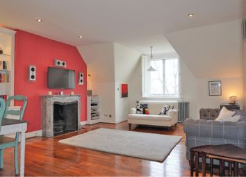 Thumbnail 4 bed flat for sale in Frognal Gardens, Hampstead
