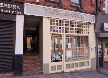 Thumbnail Restaurant/cafe for sale in 18 North Street, Exeter