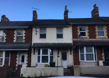 Thumbnail 3 bed terraced house to rent in Sherwell Lane, Chelston, Torquay