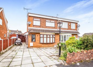 Thumbnail 3 bed semi-detached house for sale in Tecwyn Drive, Connah's Quay, Deeside