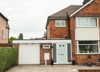Thumbnail 3 bed semi-detached house for sale in Rykneld Road, Derby, Derbyshire