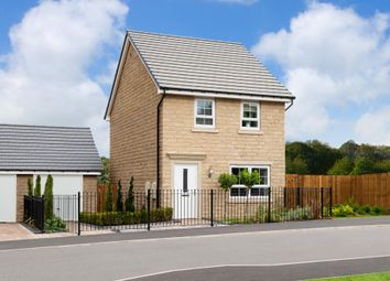 "Thumbnail 3 bed detached house for sale in ""Maidstone"" at Grange Road, Golcar, Huddersfield"