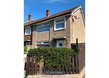 Thumbnail 3 bed end terrace house to rent in Newick Avenue, Middlesbrough