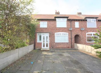Thumbnail 3 bed terraced house for sale in Drewitt Crescent, Crossens, Southport