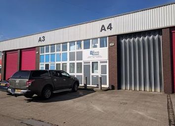 Thumbnail Light industrial to let in Unit A4, Kingston Way Ufe, Stockholm Road, Hull
