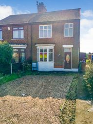 Thumbnail 3 bedroom semi-detached house to rent in Station Road, Scunthorpe