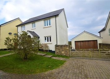 Thumbnail 4 bed detached house for sale in Townland Rise, Petrockstowe, Okehampton, Devon