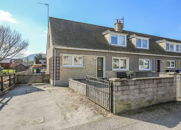 Thumbnail 3 bedroom end terrace house for sale in Morven Place, Aboyne