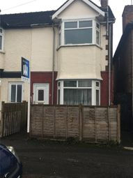 Thumbnail 2 bedroom semi-detached house to rent in White Road, Basford, Nottingham