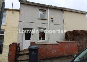 Thumbnail 2 bedroom property for sale in Charles Street, Tredegar, Blaenau Gwent.