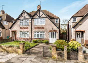 Thumbnail 3 bed semi-detached house for sale in Runnymede Road, Whitton, Twickenham