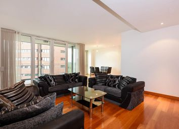 Thumbnail 3 bed flat to rent in Pavilion Apartments, St Johns Wood NW8,