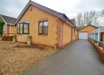 Thumbnail 3 bedroom detached bungalow to rent in Gilmorton Avenue, Leicester