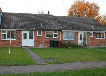 Thumbnail Terraced house for sale in Broadfields Close, Gislingham, Eye
