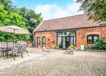 Thumbnail 3 bedroom barn conversion for sale in Mill Road, Burgh Castle, Great Yarmouth