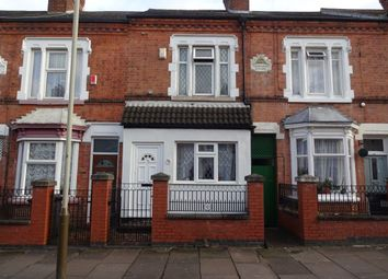 Thumbnail 2 bedroom terraced house for sale in 24 Newport Street, Off Fosse Road North, Leicester