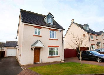 Thumbnail 4 bed detached house for sale in Woodburn Court, Lanark, South Lanarkshire