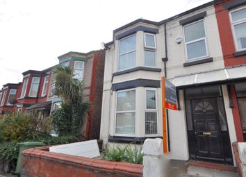 Thumbnail 3 bed semi-detached house to rent in Oxton Road, Wallasey