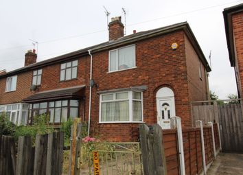 Thumbnail 2 bed terraced house for sale in Gleneagles Avenue, Belgrave, Leicester
