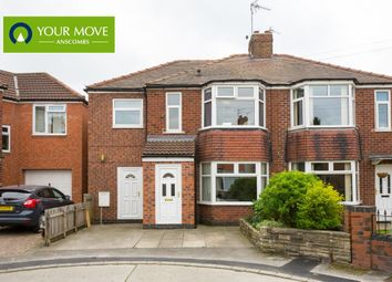 Thumbnail 4 bed semi-detached house for sale in Coniston Drive, York