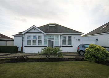 Thumbnail 3 bed detached bungalow for sale in Park Road, Bishopbriggs, Glasgow