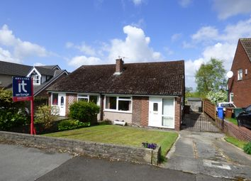Thumbnail 2 bed bungalow for sale in Lynton Drive, High Lane, Stockport