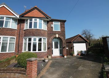 Thumbnail 3 bed semi-detached house for sale in Aylesbury Avenue, Urmston, Manchester