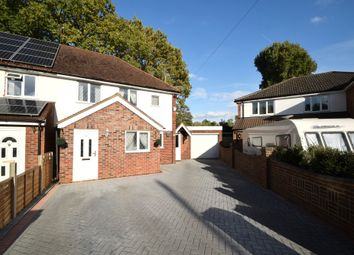 Thumbnail 4 bed semi-detached house for sale in Pond Croft, Yateley