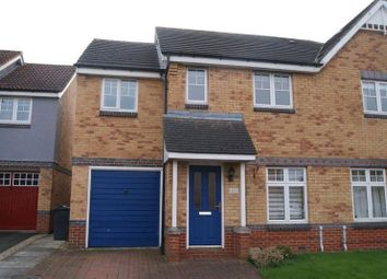Thumbnail 3 bedroom property for sale in Greenhills, Killingworth, Newcastle Upon Tyne