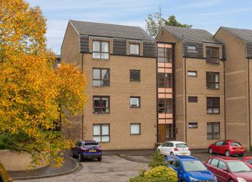 Thumbnail 1 bed flat for sale in 2/5 Guardianswood, Ellersley Road, Murrayfield