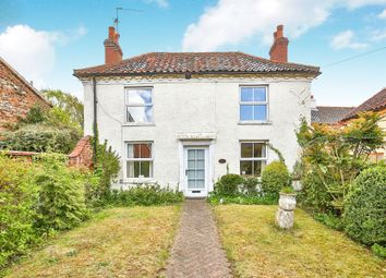 Thumbnail 3 bed detached house for sale in High Street, Foulsham, Dereham