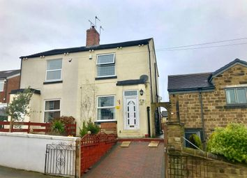 Thumbnail 3 bed semi-detached house for sale in Back Green, Churwell, Leeds