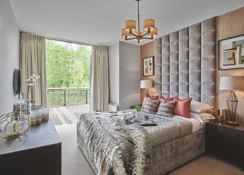 Thumbnail 2 bed flat for sale in Greenwich Millennium Village, The Village Square, West Parkside, Greenwich