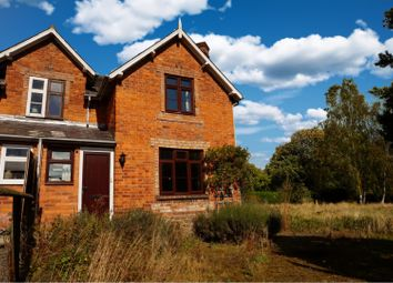 Thumbnail 3 bed semi-detached house for sale in Buckton, Craven Arms