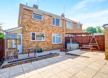 Thumbnail 3 bedroom semi-detached house for sale in Bankers Walk, Ramsey, Huntingdon