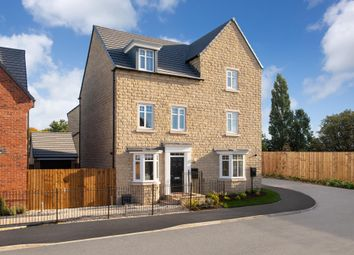 "Thumbnail 4 bed semi-detached house for sale in ""Millwood"" at Heathfield Lane, Birkenshaw, Bradford"