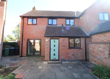 Thumbnail 3 bed semi-detached house for sale in Main Street, Bushby, Leicester
