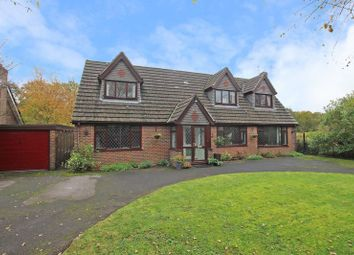 Thumbnail 4 bed property for sale in Lower Common Road, West Wellow, Romsey