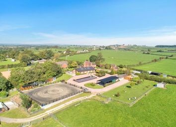 Thumbnail 4 bed barn conversion for sale in Whitgreave, Stafford, Staffordshire