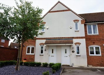 Thumbnail 3 bed terraced house for sale in Clover Court, Yaxley