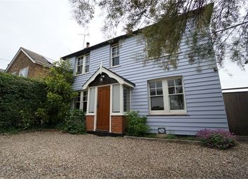 Thumbnail Detached house to rent in Churchfields, West Mersea, Essex.