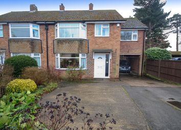 Thumbnail 4 bed semi-detached house for sale in Vine Close, Littleover, Derby