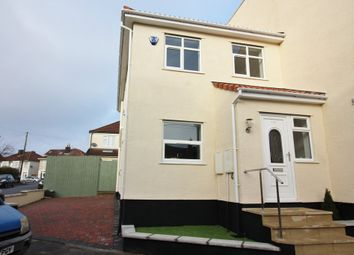 Thumbnail 3 bed semi-detached house for sale in Madeline Road, Speedwell, Bristol