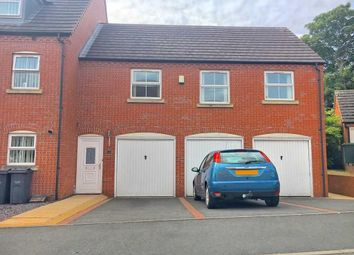 Thumbnail 1 bedroom flat for sale in Harrington Croft, West Bromwich
