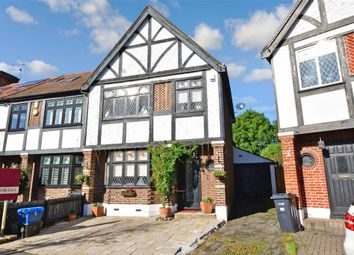 Thumbnail End terrace house for sale in Cherry Tree Rise, Buckhurst Hill, Essex