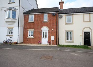 Thumbnail 3 bed terraced house for sale in Langley View, Chulmleigh