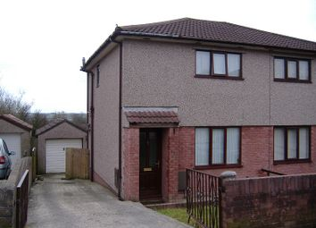 2 bed semi-detached house to rent in Ashbrook, Brackla, Bridgend. CF31