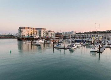 Thumbnail 3 bed property for sale in Sirius, 6 The Boardwalk, Brighton, East Sussex