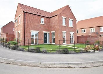 Thumbnail 4 bed detached house for sale in Wheatsheaf Way, Clowne