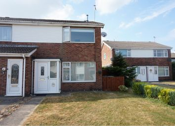 Thumbnail 3 bed semi-detached house for sale in Brandenburg Road, Danesholme, Corby